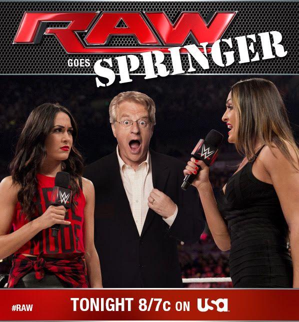 Jerry Springer Tonight 8/7