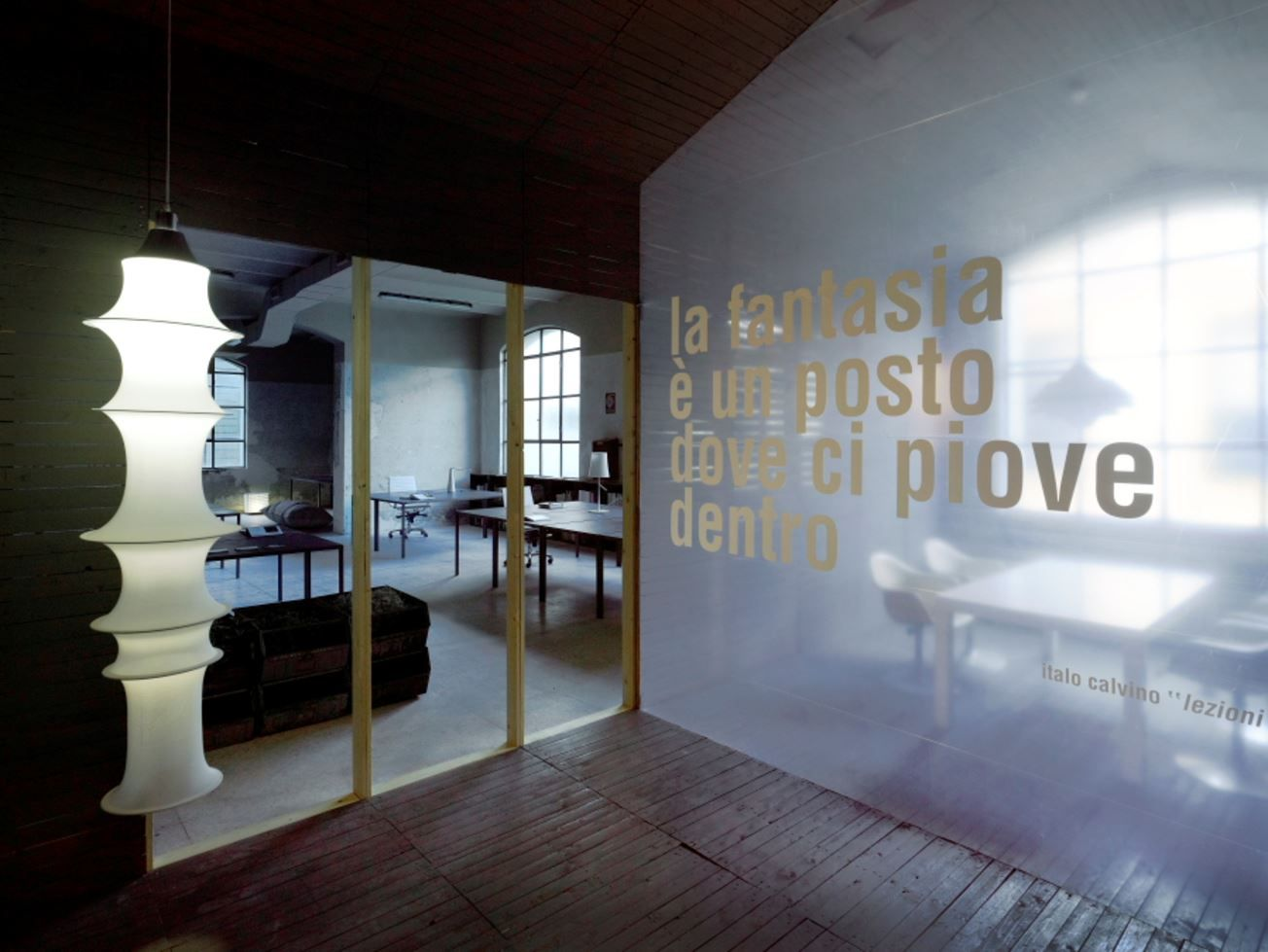 studio q-bic eZeroprogetti - architectural office and coworking area -  Firenze, Itlia - 2012 - studio q-bic