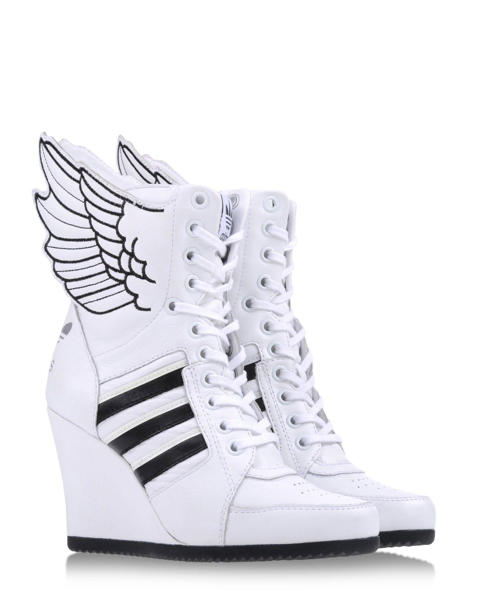 3a51a2f0a2fa Adidas by Jeremy Scott High-tops