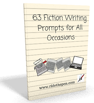 63 creative writing prompts for adults (with PDF). All genres! | Ride the Pen