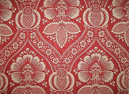 My Fabric Connection - Benisa Rouge P6368 by Pindler Fabric, $53.98 (http://www.myfabricconnection.com/benisa-rouge-p6368-by-pindler-fabric/)