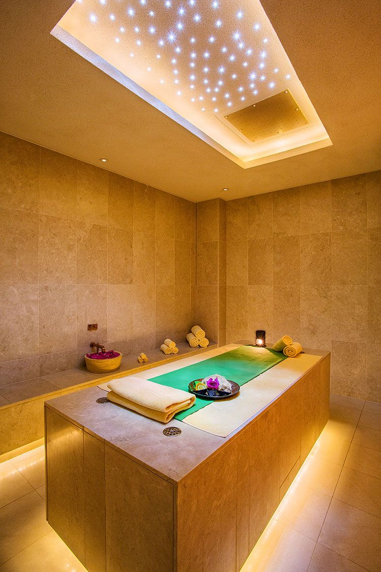 Spa Almaty Spa Almaty Senses spa
