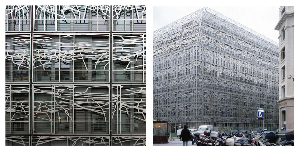 Ministry of Culture Paris, Francis Soler Architecte ... - photo#25