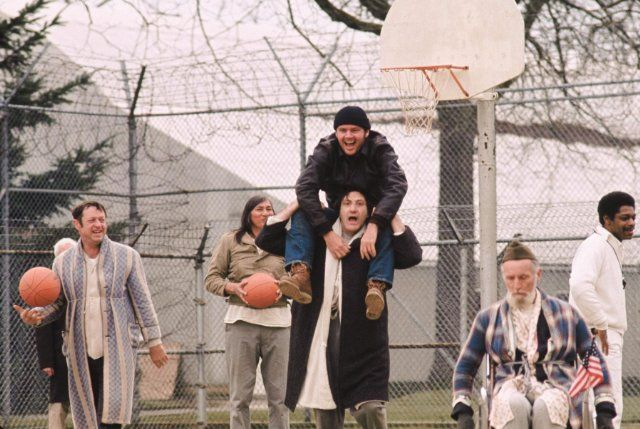 Jack Nicholson, Josip Elic and Will Sampson in One Flew Over the Cuckoo's Nest