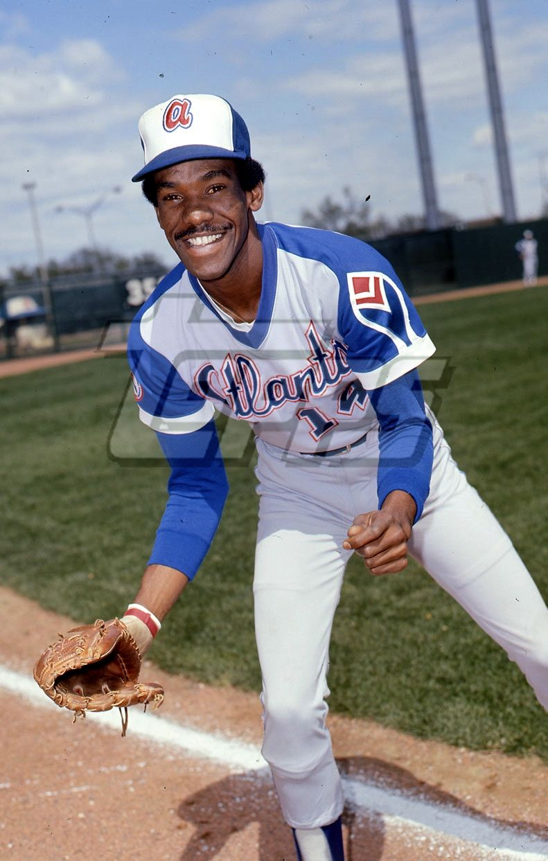 Pin By Blake Gordon On 1971 Topps In 2020 Atlanta Braves Baseball Uniforms Braves