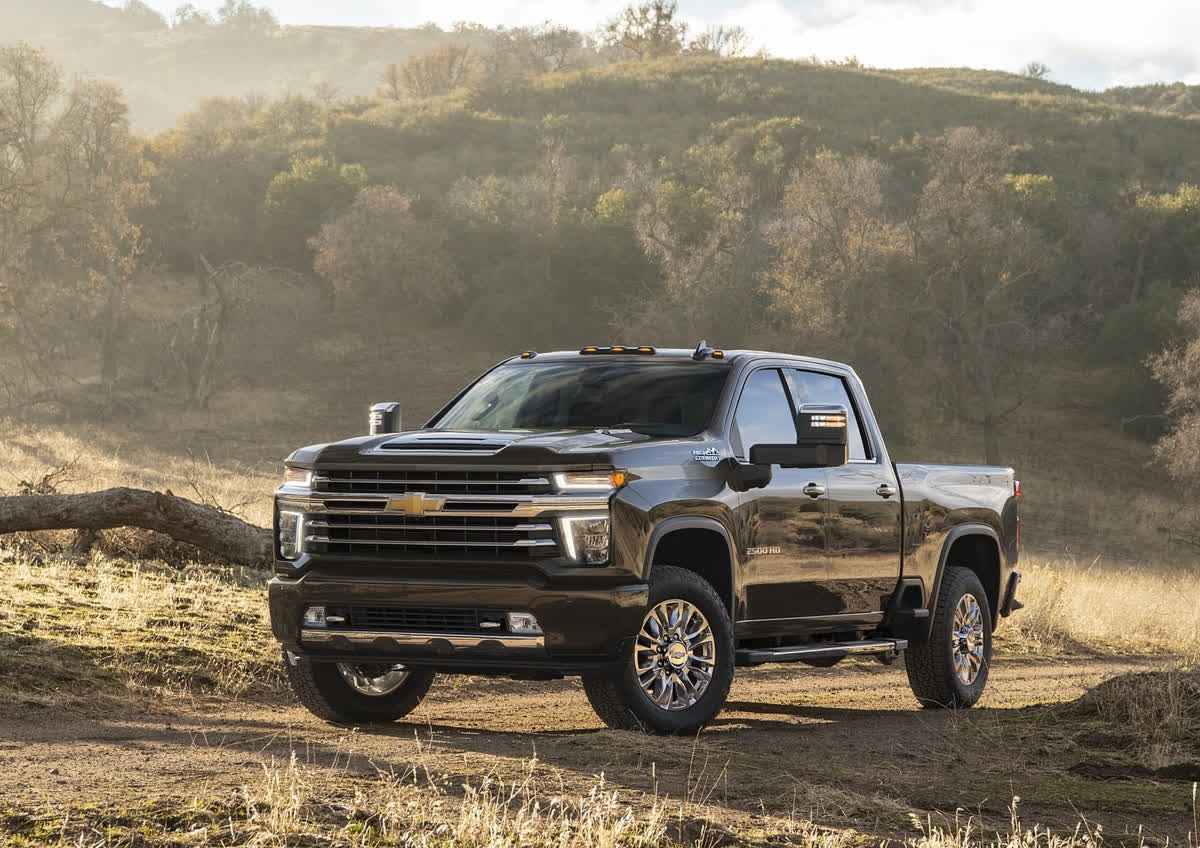 The 2020 Chevrolet Silverado Hd S New Direct Injected 6 6l Gas