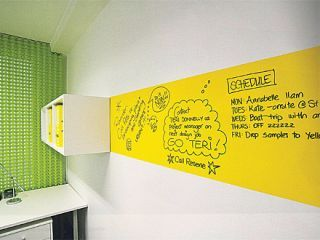 With Resene Write On Wall Paint You Can Write On Walls And Erase