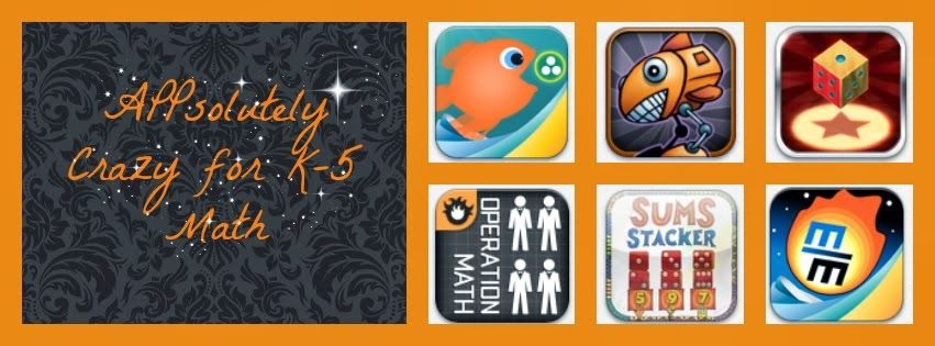 APPSolutely Crazy for K-5 Math: K-5 Math apps by topic/subject