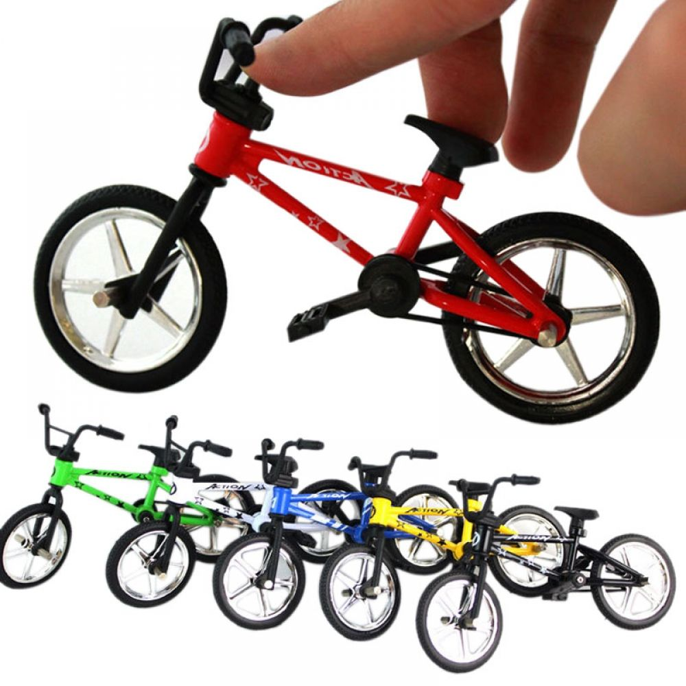 Mini Bicycle Toy Excellent Finger Mountain Bike Creative Gift