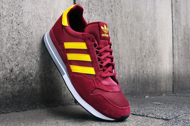 zx 500 red