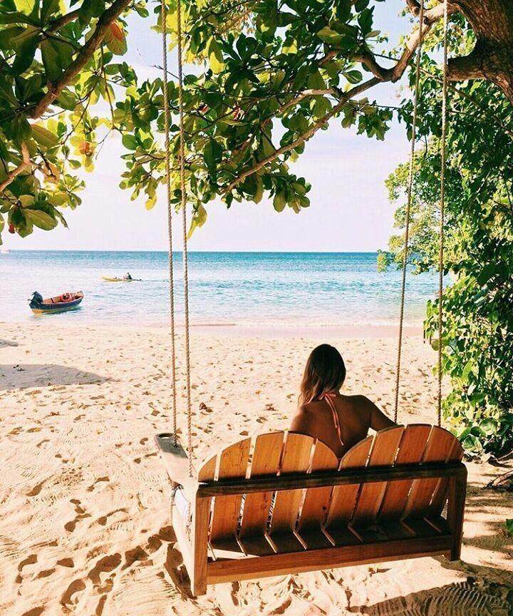 Enjoying the beach , Negril Jamaica | Negril jamaica