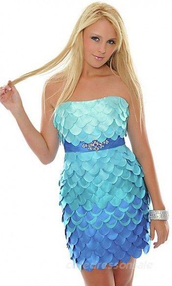 Pin on UGLY homecoming dresses.