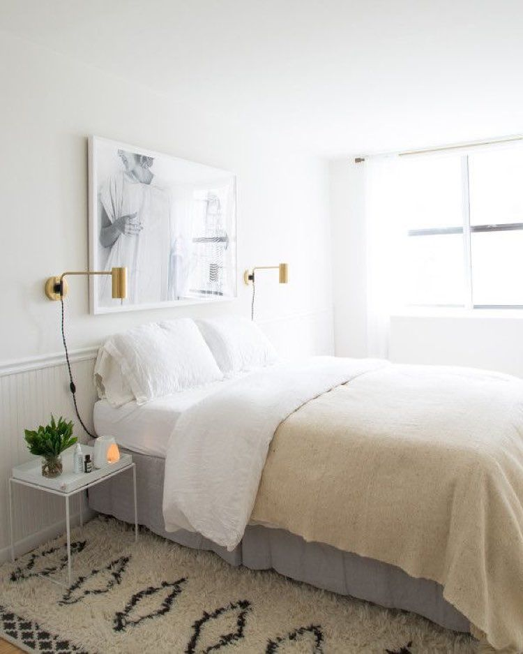 Wake Up To A Fresh Bedroom Style: The Restful Bedroom Of Australia's Own @talirothdesigns