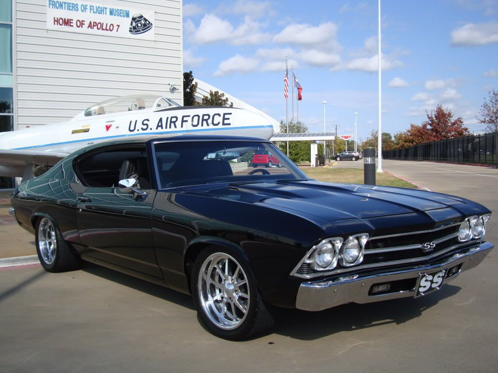 Custom 69 Chevelle SS | Displaying (19) Gallery Images For Custom ...