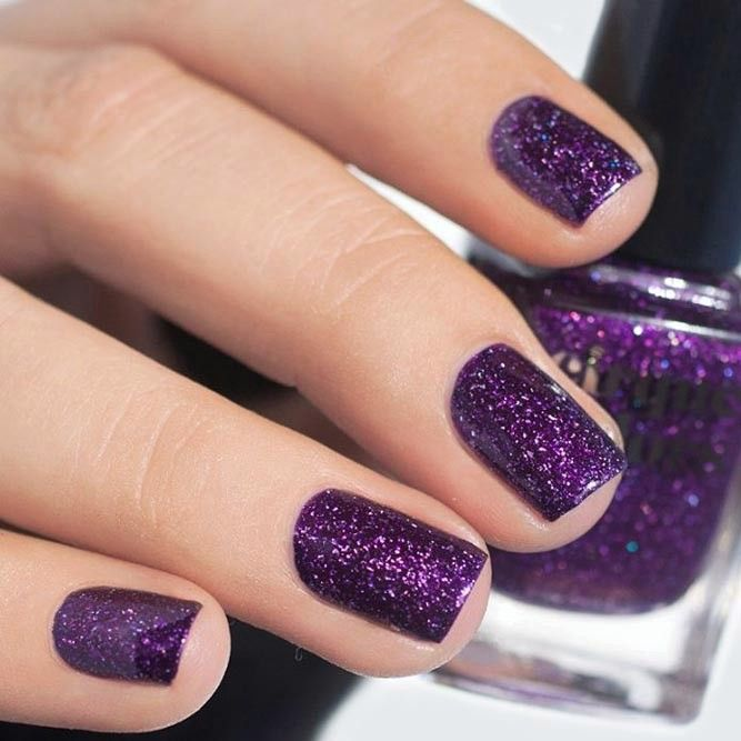 12 Sensational Schemes That Are: 28 Sensational Winter Nails Colors To Warm Up Your Hands