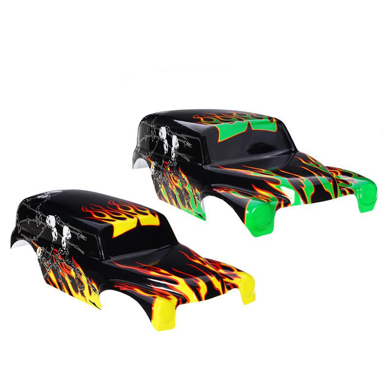 RC Car Spare Parts Shell For Traxxas Grave Digger RC 1//10 RTR Truck