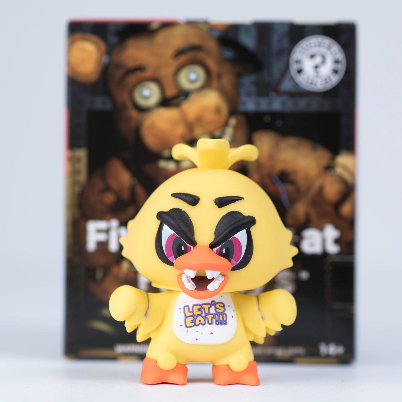 Five Nights at Freddy's Mystery Minis - Angry Chica Hot Topic Exclusive