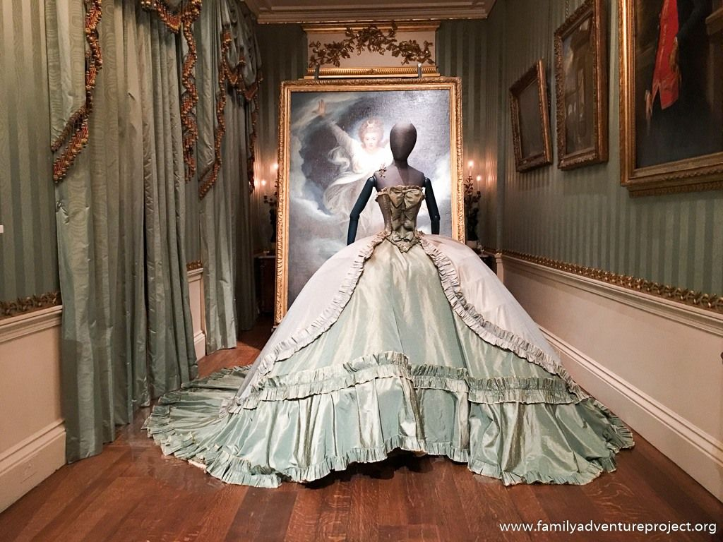 Hats off to five centuries of fashion in chatsworth house style