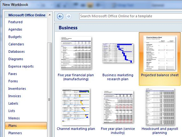 10 useful excel templates for project management