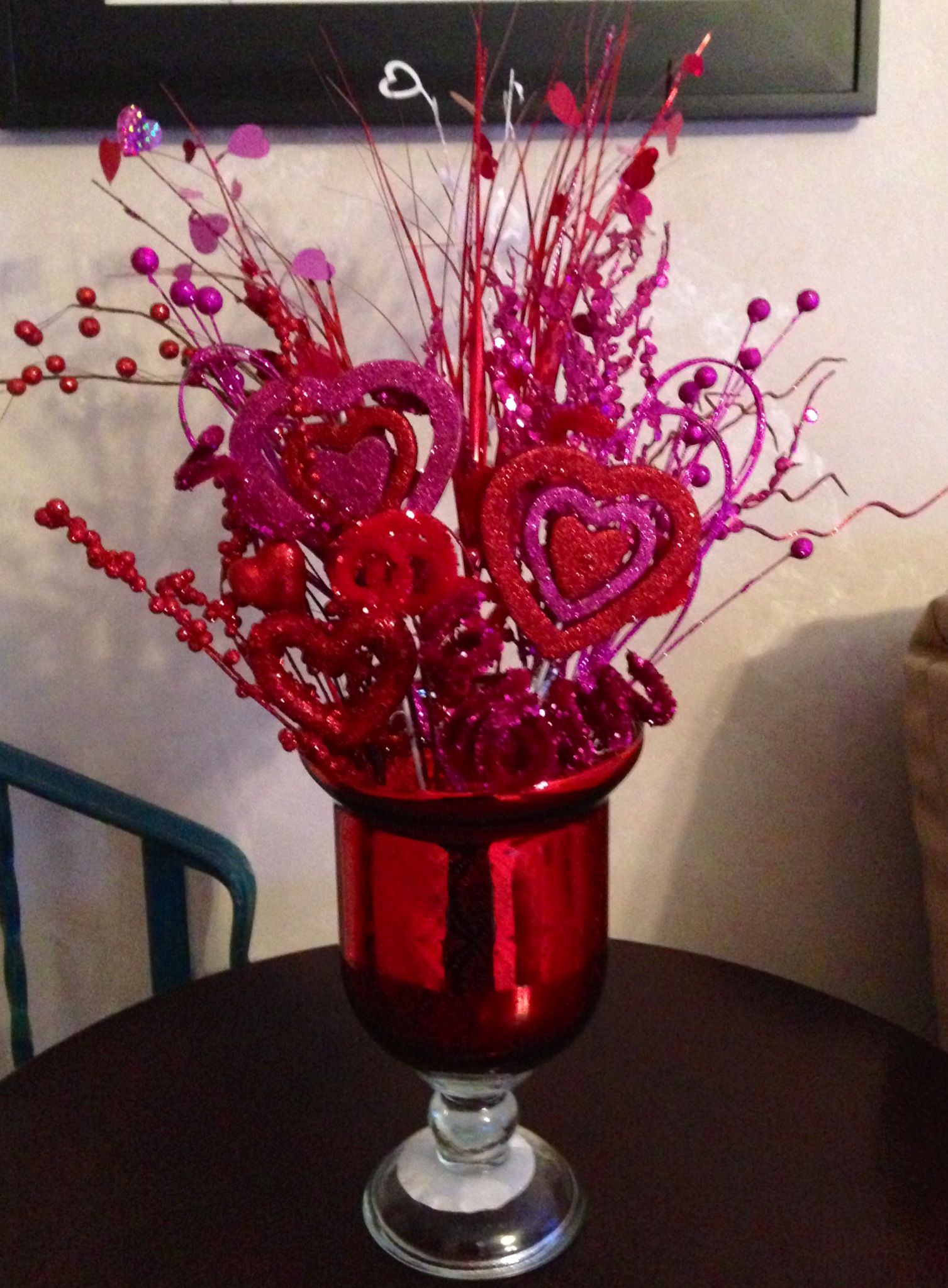 valentine decorations for office. Valentine Decor With Picks Decorations For Office