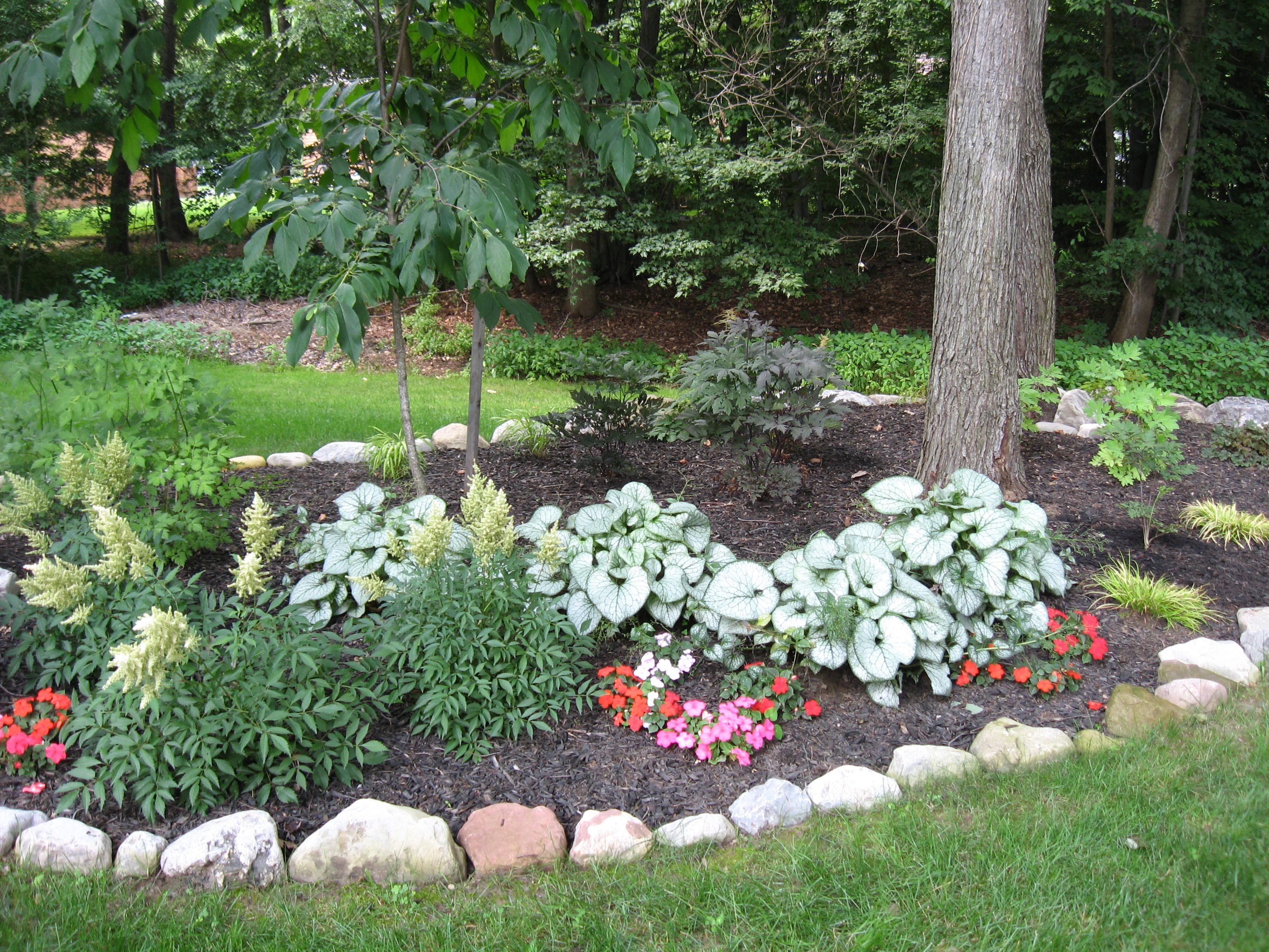 Expert Landscaping Design Tips. Shade LandscapingLandscaping DesignFront  Yard LandscapingGarden Design IdeasGarden ...