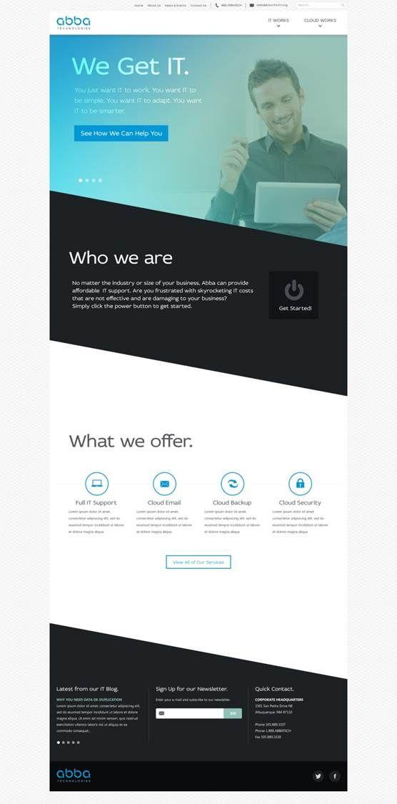 Small Business Website Design In Albuquerque Nm Albuquerque Website Responsivedesign Small Business Website Design Business Website Small Business Website