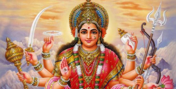 Gods & Goddesses | Shakti: The Great Divine Mother