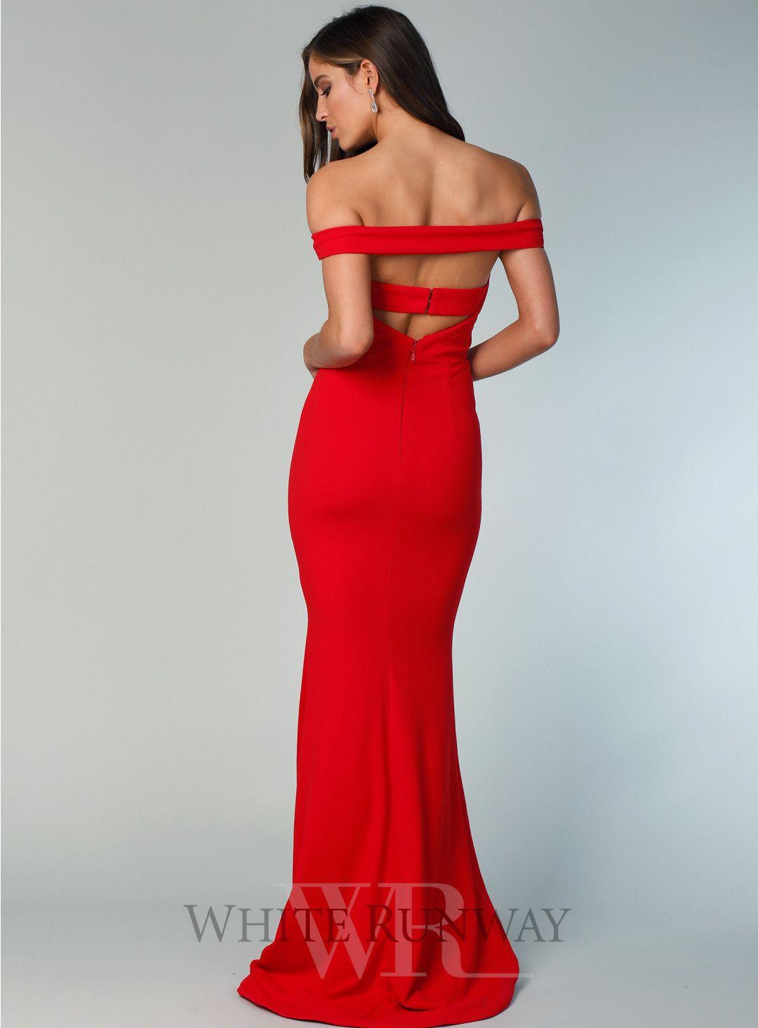 Bella off shoulder gown in dresses pinterest elegant gown