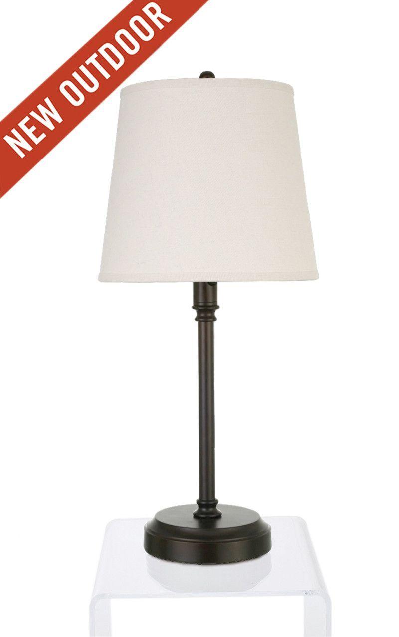 Capri Outdoor Cordless Lamp Cordless Lamps Cordless Table Lamps Lamp