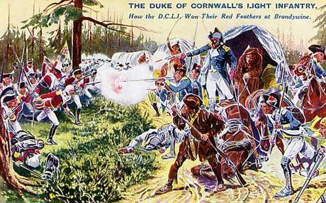 Historical Battle Site Near Philadelphia