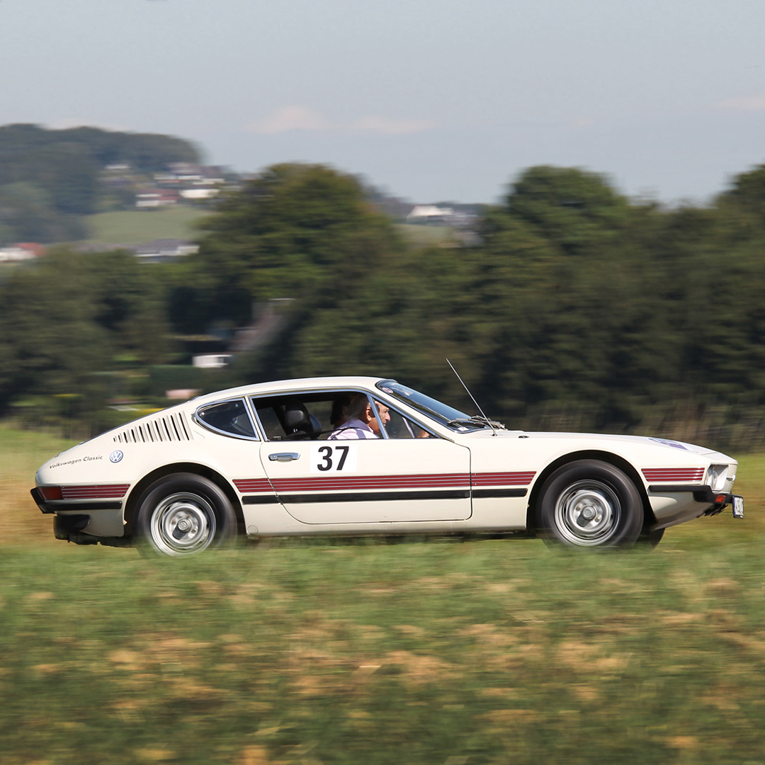The Volkswagen SP2 Is A Classic Sports Car That Was