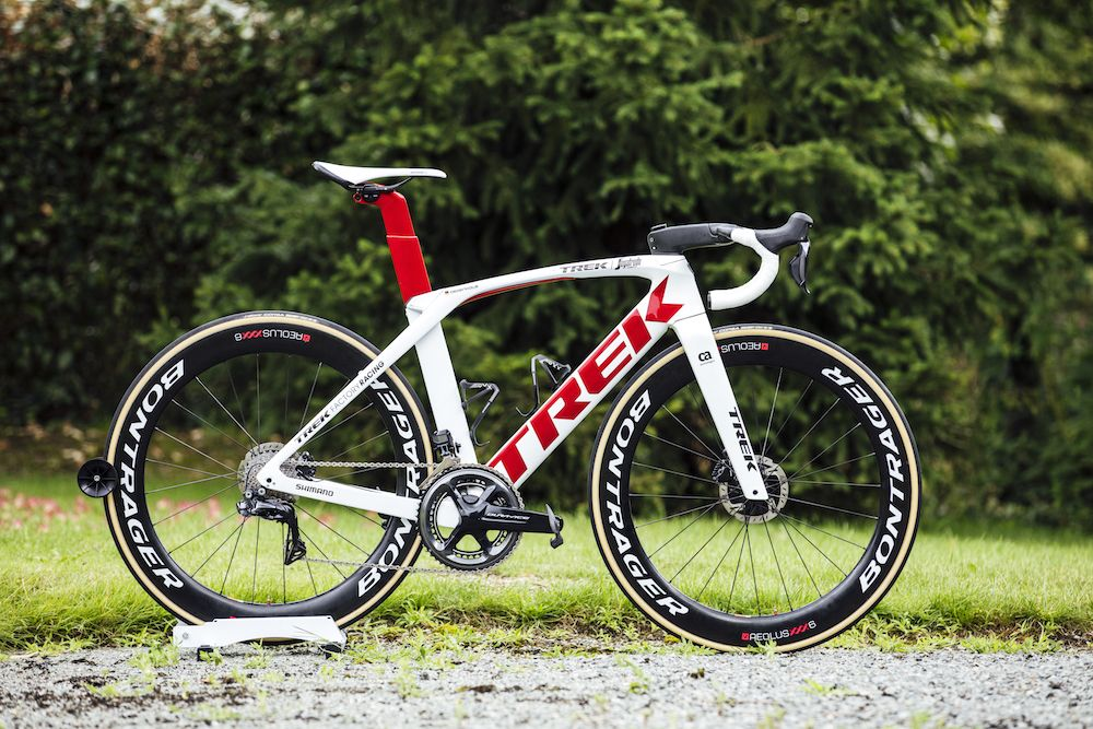 Tour De France Bikes Fabian Cancellara S Spartacus Edition Trek