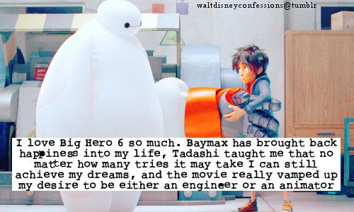 quotes from big hero 6 - Google Search