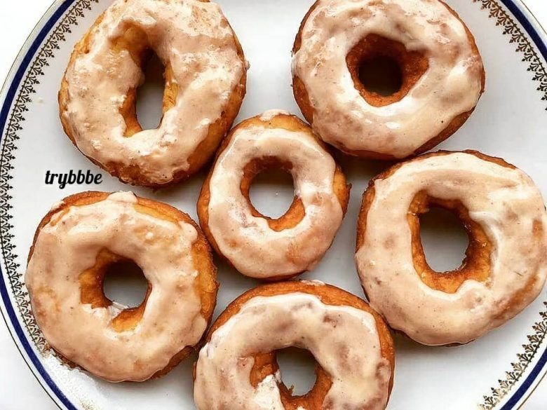 How to make doughnuts without yeast (With images) | Food ...