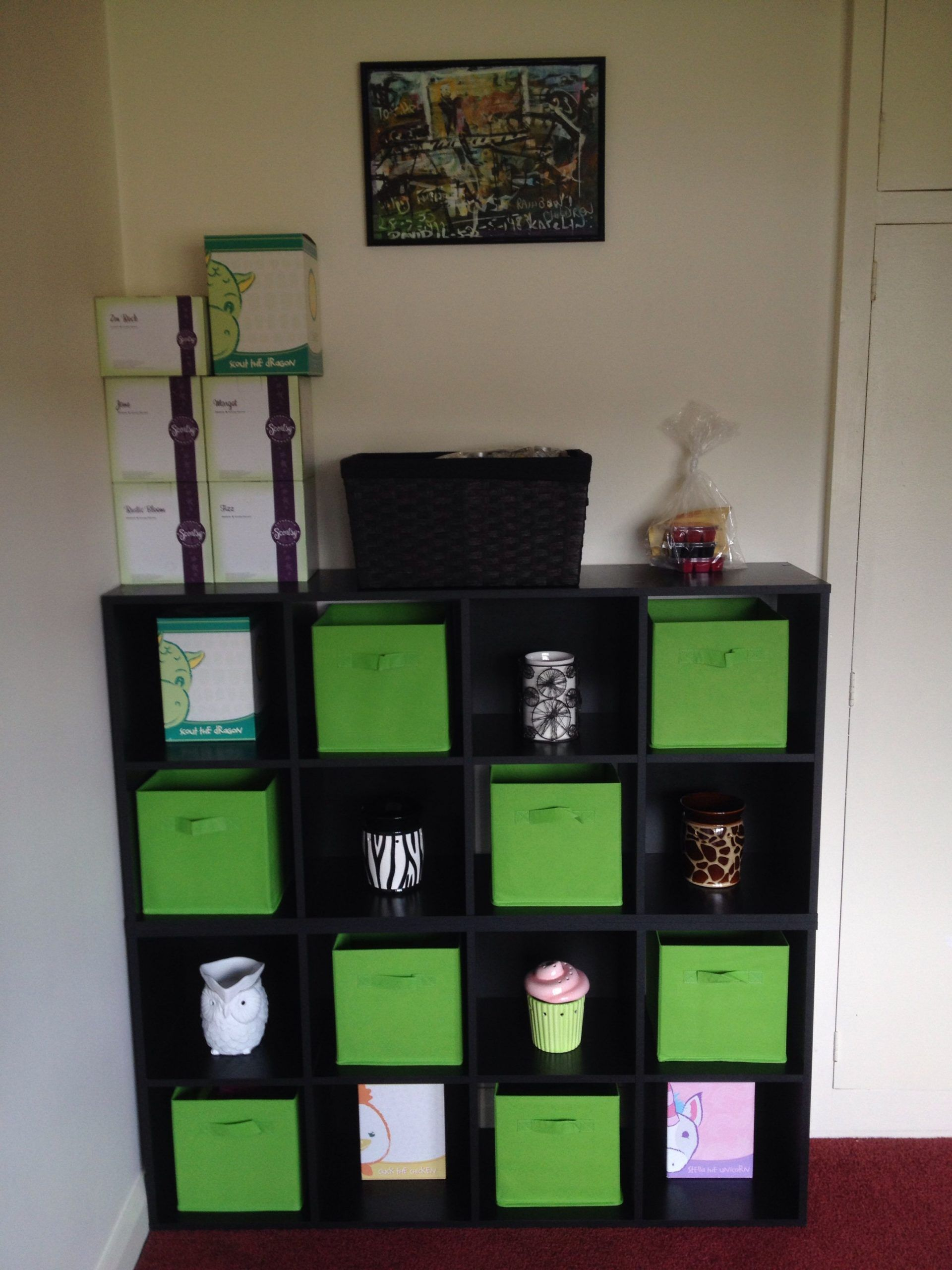 My Scentsy Storage. in 2020 | Scentsy, Scentsy office ...