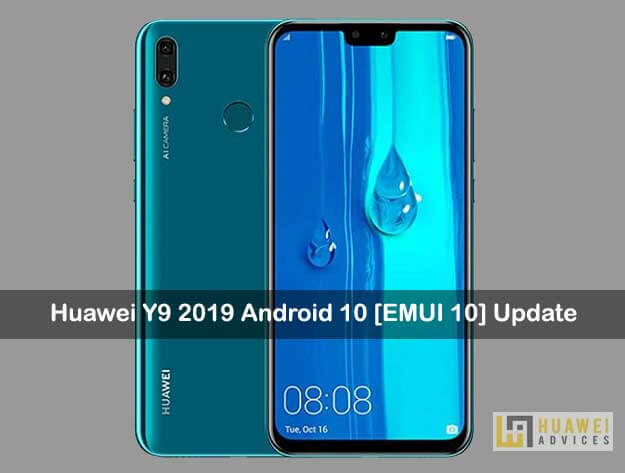 Download Install Android 10 On Huawei Y9 2019 Emui 10 Update Jkm Lx3 Jkm Al00 Tl00 Lx1 Huawei Advices Installation Huawei Software Update