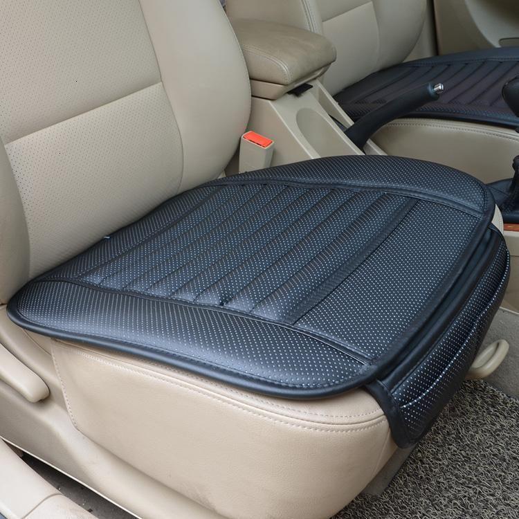 2016 Auto-interieur Voorzijde Zitkussen Cover Autostoel Pad lederen slijtvaste Auto Bekleding auto pads