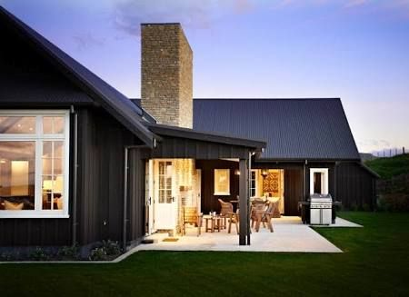 image result for house nz black cladding house ideas pinterest