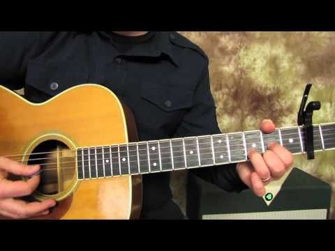 John Denver - Country Roads - Super Easy Beginner Guitar ...