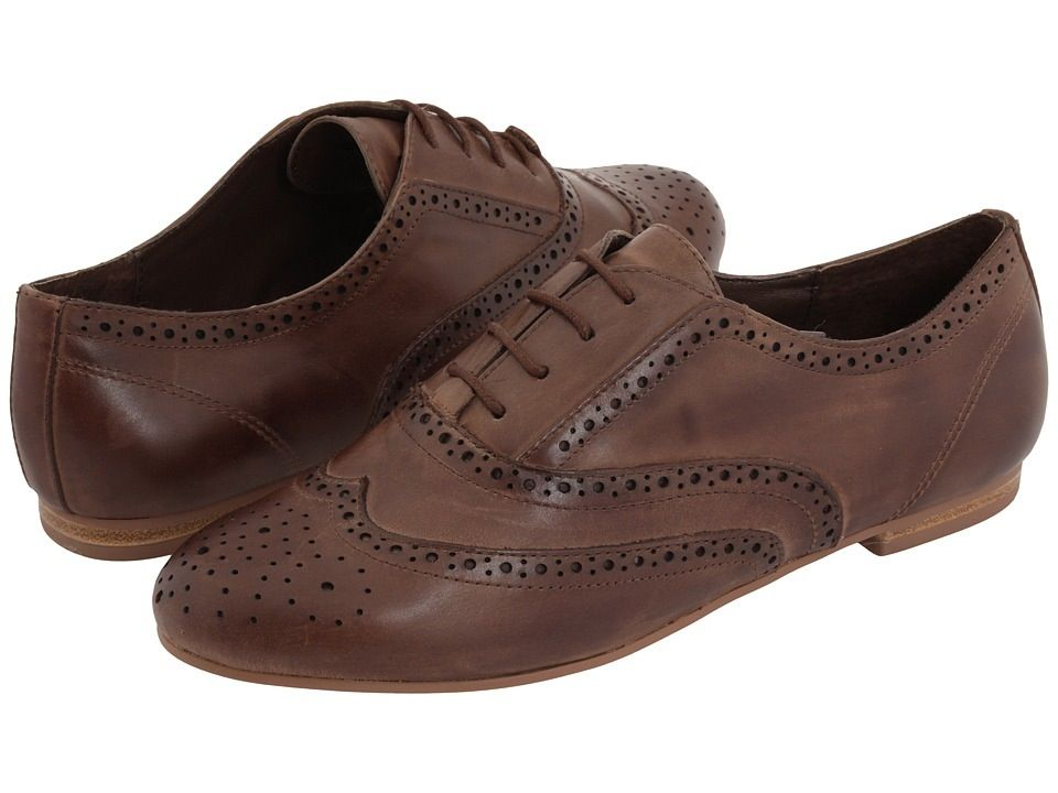 Womens Summer Oxford Shoes