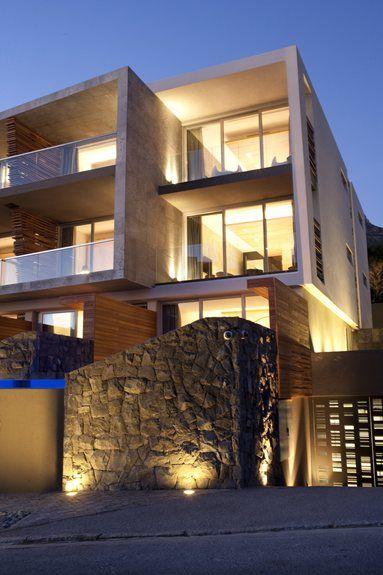 POD Boutique Hotel, Città del Capo, 2009 - Greg Wright Architects