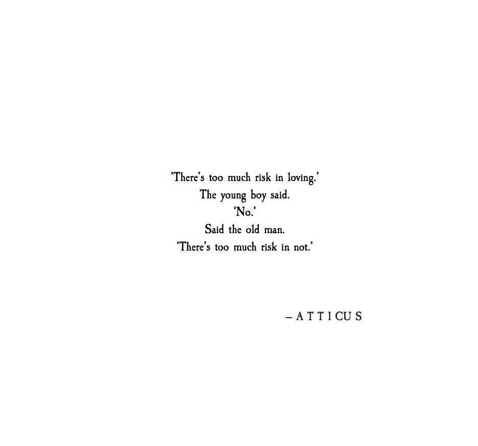 Atticus Poetry Find Your Wild Online Store