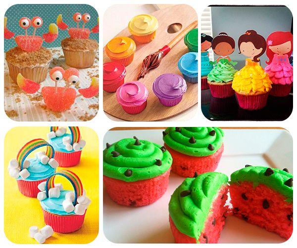 recetas de cupcakes fciles y divertidos