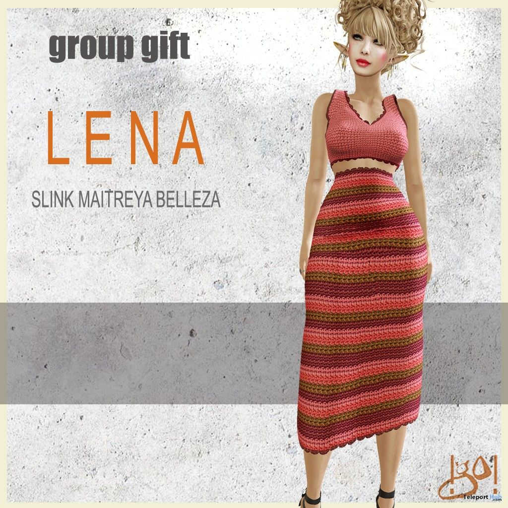 Lena Outfit March 2019 Group Gift By !gO! (With Images