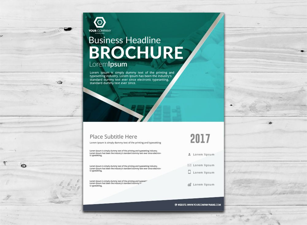 office poster template