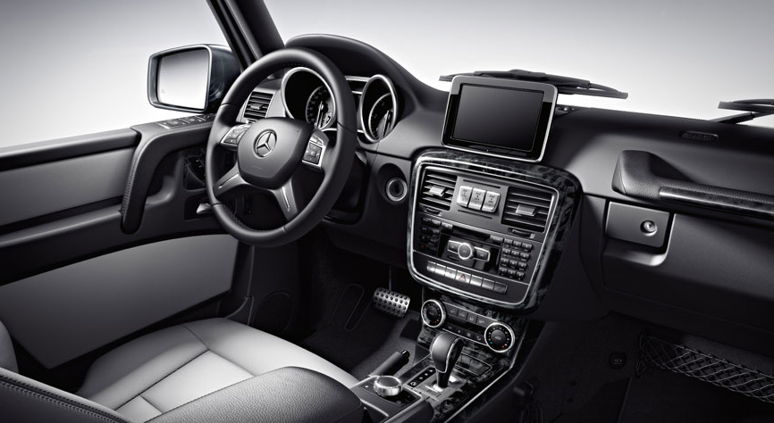 the forthcoming 2013 mercedes benz g class slideshow if you have trouble viewing the above slideshow check our regular gallery below comments - Mercedes Benz Suv G Class Interior