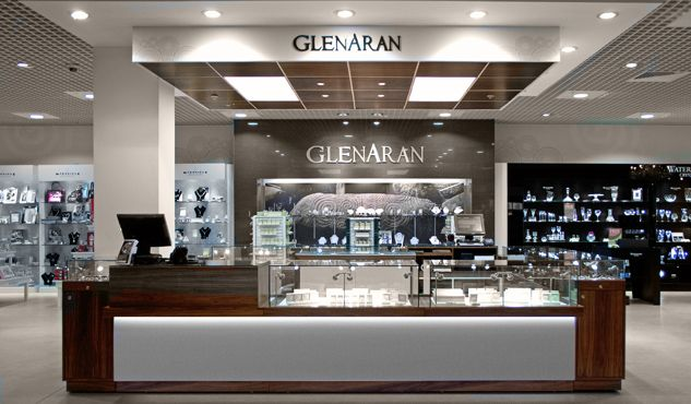 Jewellery Giftware Fit Out