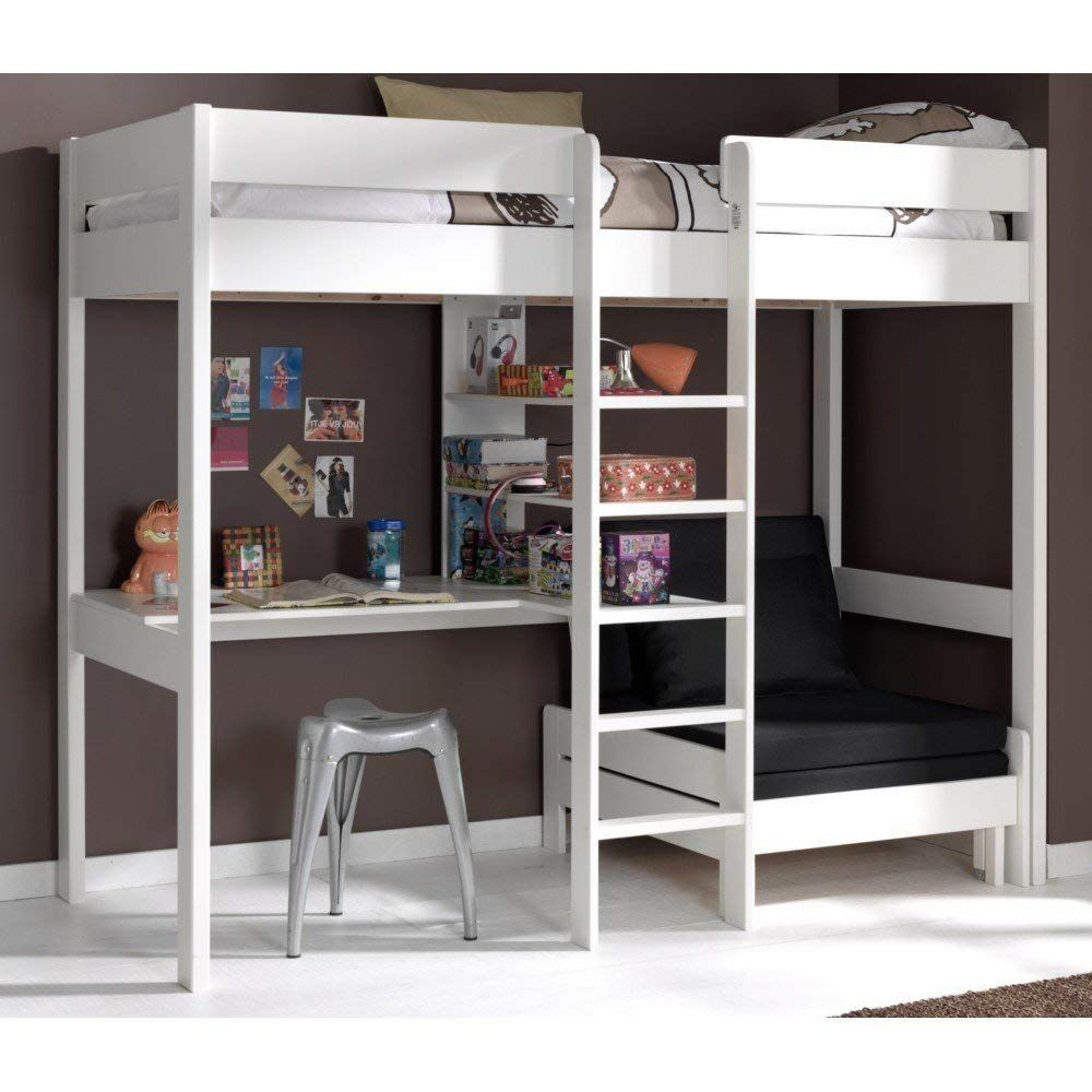 canape lit high sleeper bed loft bed