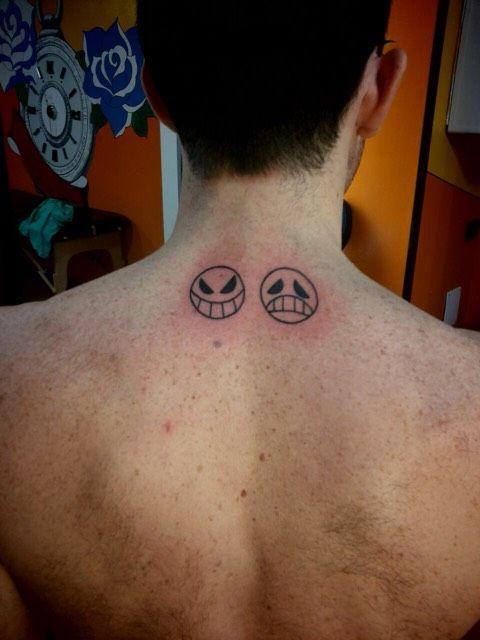 866a736ad208ee1a3f083a3ed7f0aa58 Jpg Jpeg Grafik 480 640 Pixel Skaliert 98 Ace Tattoo Tattoos Symbolic Tattoos