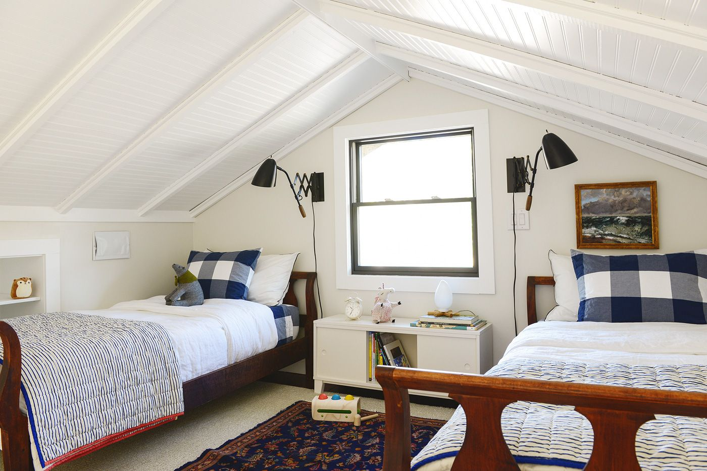 Our Hidden Lighting Solution For The Sleeping Loft Sleeping Loft Pitched Ceiling Hidden Lighting